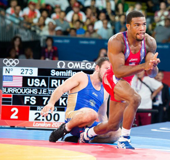 Jordan Burroughs delivers to reach gold-medal match at Olympic Games ... fe596f107